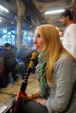Shisha bar in Istanbul // by Veggiephile