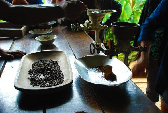 Coffe, Salento, Colombia // by Veggiephile