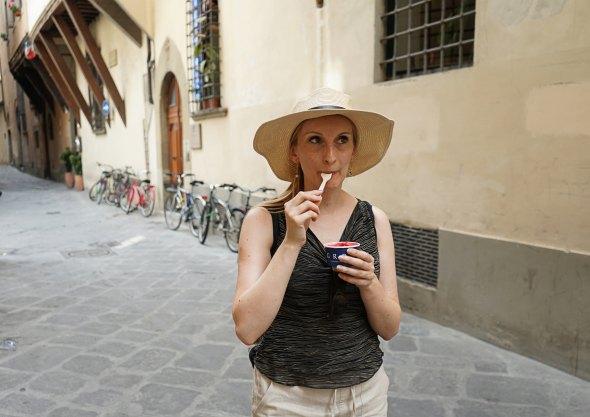 Florence GROM ice cream